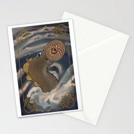 Charybdis Stationery Cards