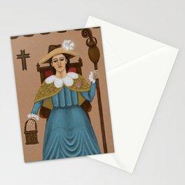 Santo Niño de Atocha  Stationery Cards