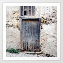 Doors of Perception 57 Art Print