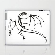 A simple flying dragon Laptop & iPad Skin