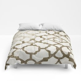Moroccan Gold IV Comforters