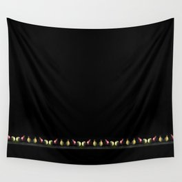 Holiday Fruit Photographic Pattern #1 Wall Tapestry