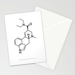 LSD black/white Stationery Cards
