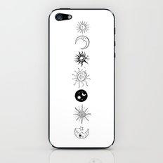 C'est la vie iPhone & iPod Skin