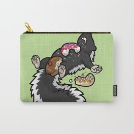 Skunk Funk Donuts Only Carry-All Pouch