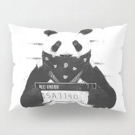 Bad panda Pillow Sham
