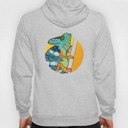 Veiled Chameleon I Hoody
