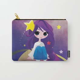 With Drops of Jupiter in her Hair Carry-All Pouch