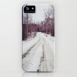 explore iPhone Case