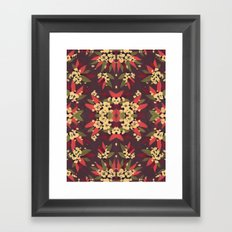 Pattern 003 Framed Art Print