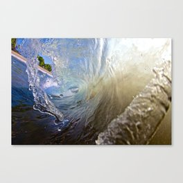 The Tube Collection p7 Canvas Print