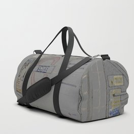 Temple station London 5 Duffle Bag