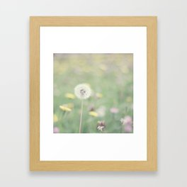 A thousand wishes Framed Art Print