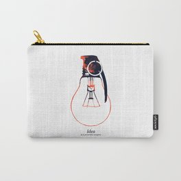 Idea Bomb (2) Carry-All Pouch