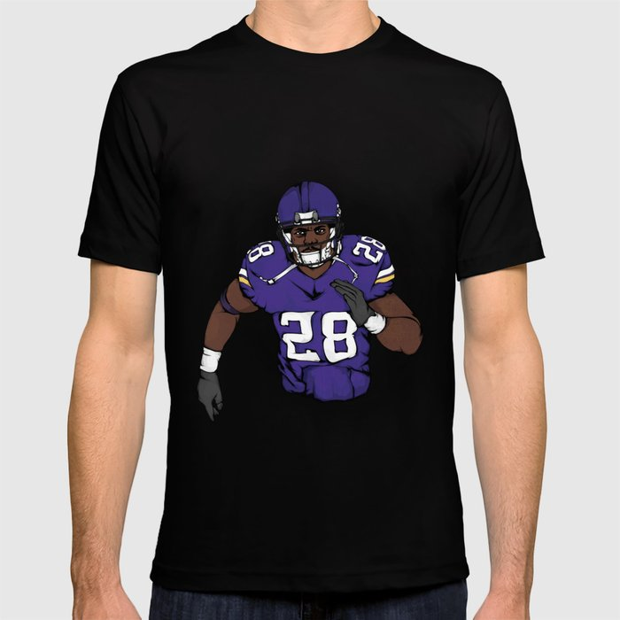 info for 98ee5 70c9c Adrian peterson T-shirt