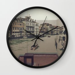 When I Get Out of This Place Wall Clock