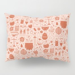 Love Potion: Valentine Pillow Sham