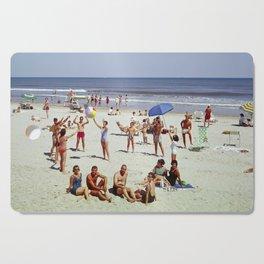 1960's Wildwood NJ Beach, Cutting Board
