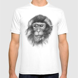 Snow Monkey G2013-069 T-shirt