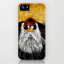 Jango Baba iPhone Case