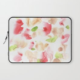 170722 Colour Loving 1|Modern Watercolor Art | Abstract Watercolors Laptop Sleeve