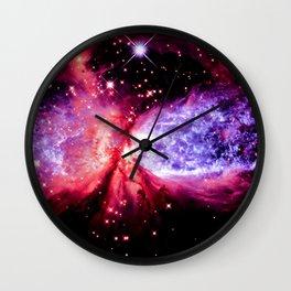 Nebula : A Star is Born Wall Clock
