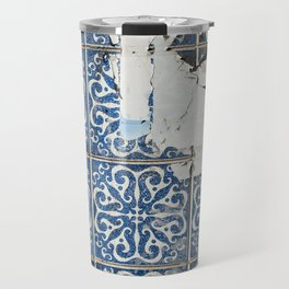 dirty azulejos Travel Mug