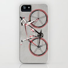 Race Bike iPhone (5, 5s) Slim Case