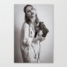 Self-Homicide Canvas Print
