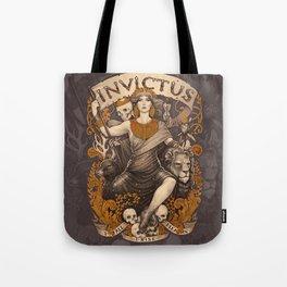 INVICTUS Tote Bag