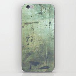 Grunge Texture 11 - Wharf iPhone Skin