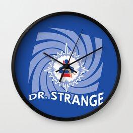 Dr. Oddball, MD Wall Clock