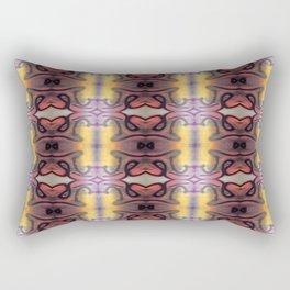 Tribal Totems Rectangular Pillow
