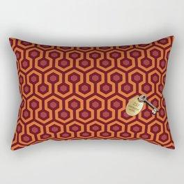 Shining Hotel Room 237 Rectangular Pillow