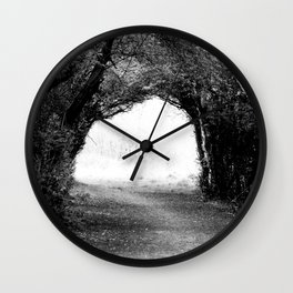 In the Shadows Wall Clock