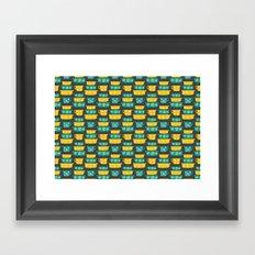 Kitchen Queen Framed Art Print