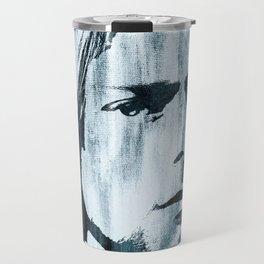 Kurt# Cobain#Nirvana Travel Mug
