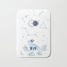 Arctic Nights Bath Mat