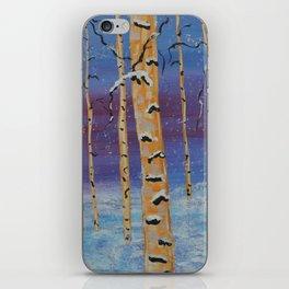 Winter Bliss iPhone Skin