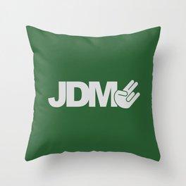 JDM shocker v7 HQvector Throw Pillow