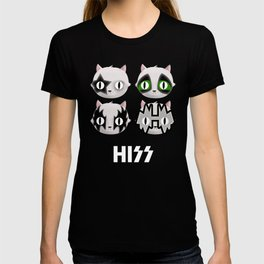 Hiss Cats - Makeup to Breakup T-shirt