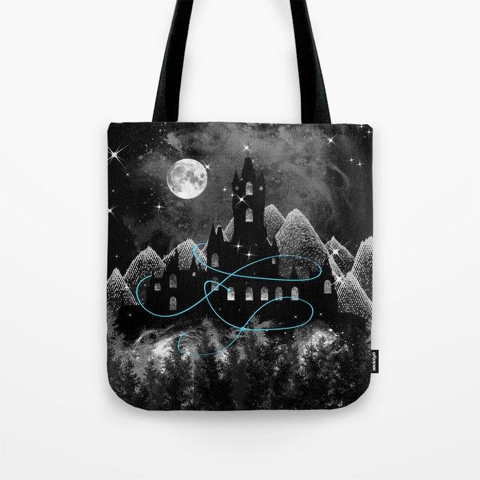 The Hidden Kingdom Tote Bag