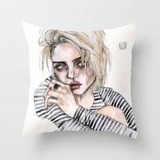 Sky  no,16  Throw Pillow