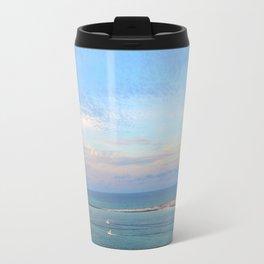 Harbor Sunrise Travel Mug