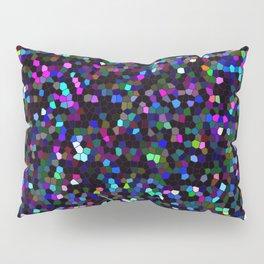 Mosaic Glitter Texture G45 Pillow Sham