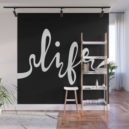Flowing Life I Wall Mural