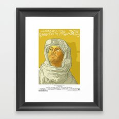Raiders of the Lost Ark 30th Anniversary Poster Framed Art Print