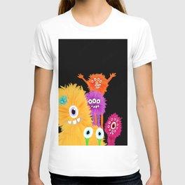 Hooray! Little Monsters T-shirt