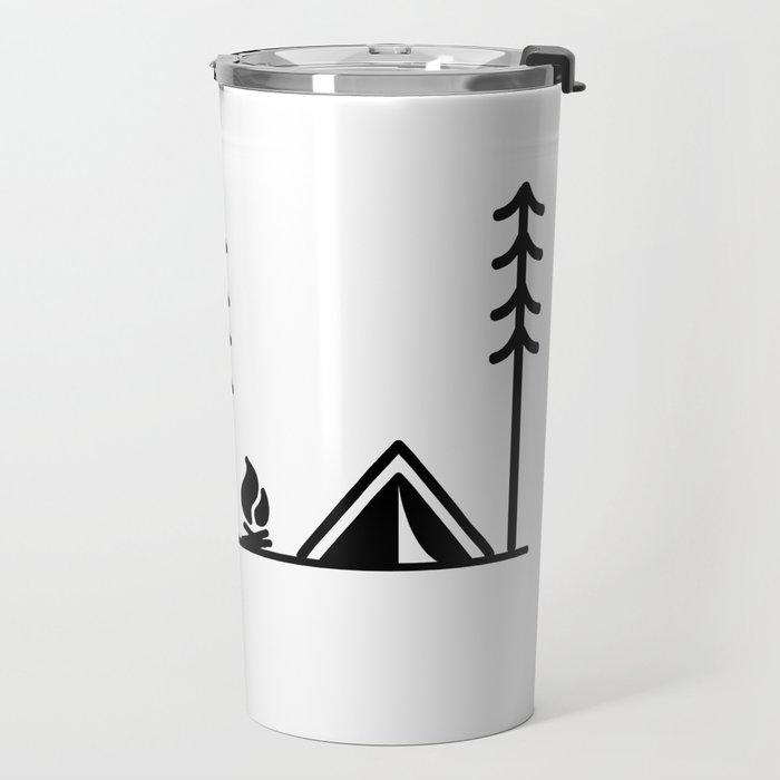 Live Simple Travel Mug
