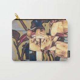 Modern Peace Pipe Carry-All Pouch